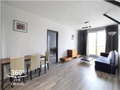 Apartament 2 camere, panorama, bloc nou, Centru