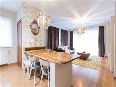 Apartament cu 2 camere|terasa|VIEW| parcare|62mp ! Andrei Muresanu !