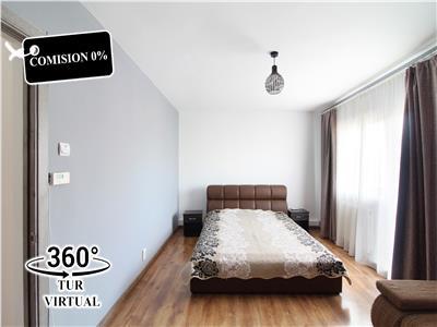 Apartament 3 camere decomandate, mobilat, Intre Lacuri