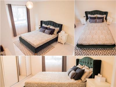 Apartament ULTRAFINISAT 3 camere|80mp|terasa30mp|parcare ! Buna Ziua