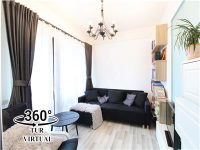 Apartament cu 2 camere|et4/8|COCHET ! Zona Oaza|Zorilor !