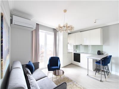 Apartament de lux, 2 camere, parcare, Semi - Central