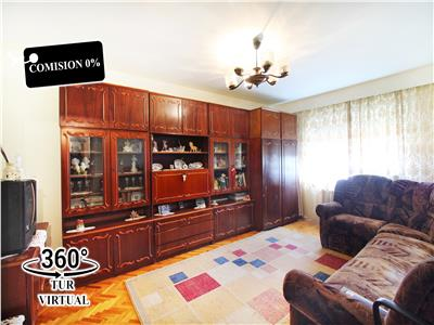 Apartament 2 camere decomandate, etaj 3, garaj, Marasti