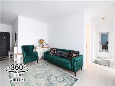 Apartament cu 3 camere NOU 80mp VIEW parcare! Grand Hotel Buna Ziua!