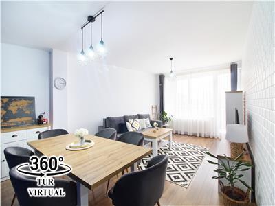 Apartament cu 3 camere, modern, panorama, Marasti, Piata 1 Mai